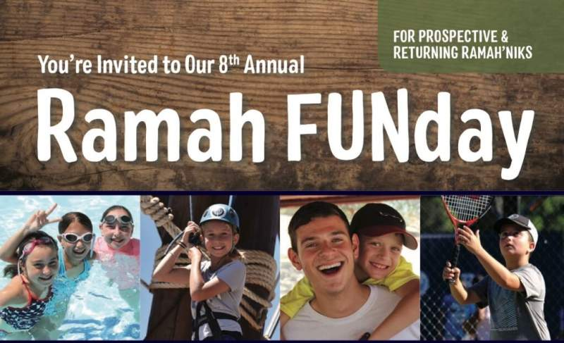 8th Annual Ramah FUNday